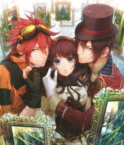 Code:Realize: Sousei No Himegimi Episode 3 Subtitle Indonesia