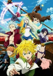 Nanatsu No Taizai Season 2 Episode 7