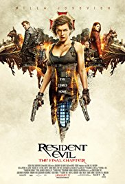Resident Evil: The Final Chapter 1