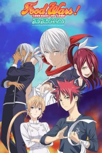 Shokugeki No Souma Season 3 Episode 2
