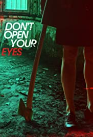 Don't Open Your Eyes 1